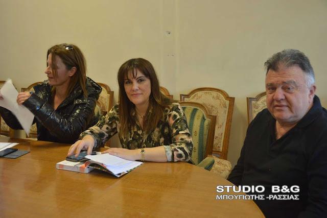 Σύσκεψη στο Ναύπλιο για την διοργάνωση του 2ου Πανελλήνιου Φεστιβάλ Μουσικών Σχολείων (βίντεο)