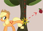 Applejack y Applebloom asombrosa adquisicion