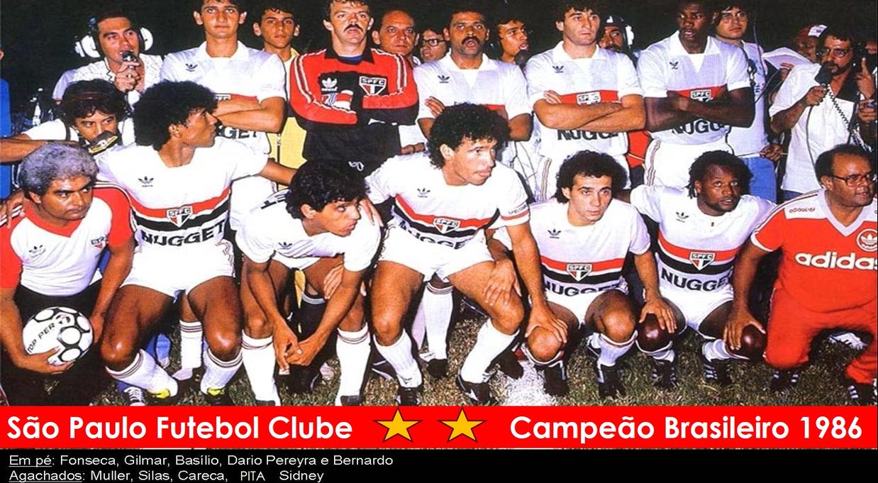 SPFC - Brasileirão 1986 Final Inesquecível