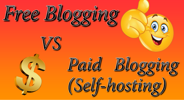 free Blogging vs paid blogging-Technicalarp