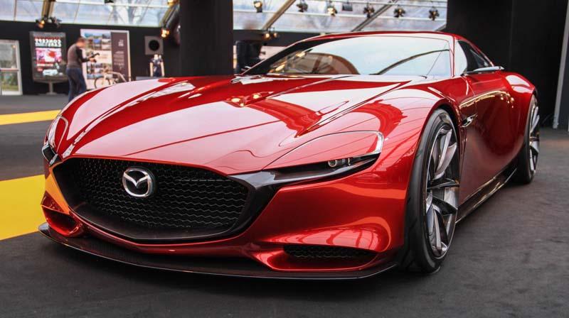 Mazda Rx 7 2018 Reviews Specs Price