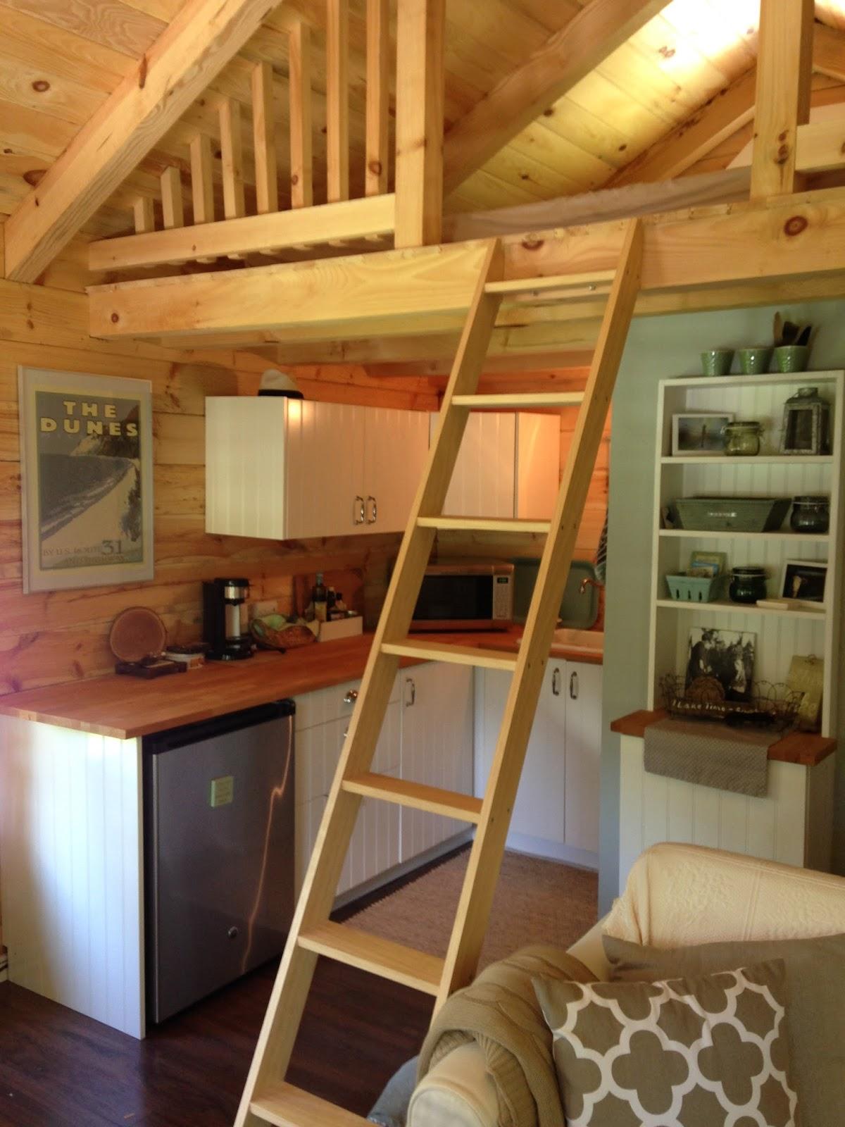 Simple Michigan Tiny House Cabin Follow I On Inspiration