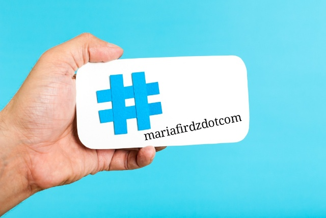 Pentingnya Penggunaan #Hashtag Di Laman Sosial