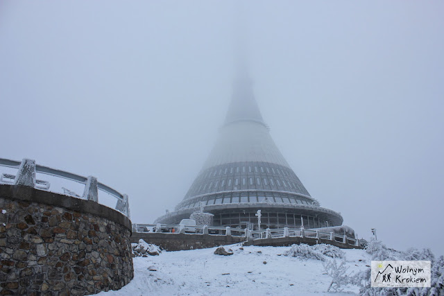 Liberec zimą