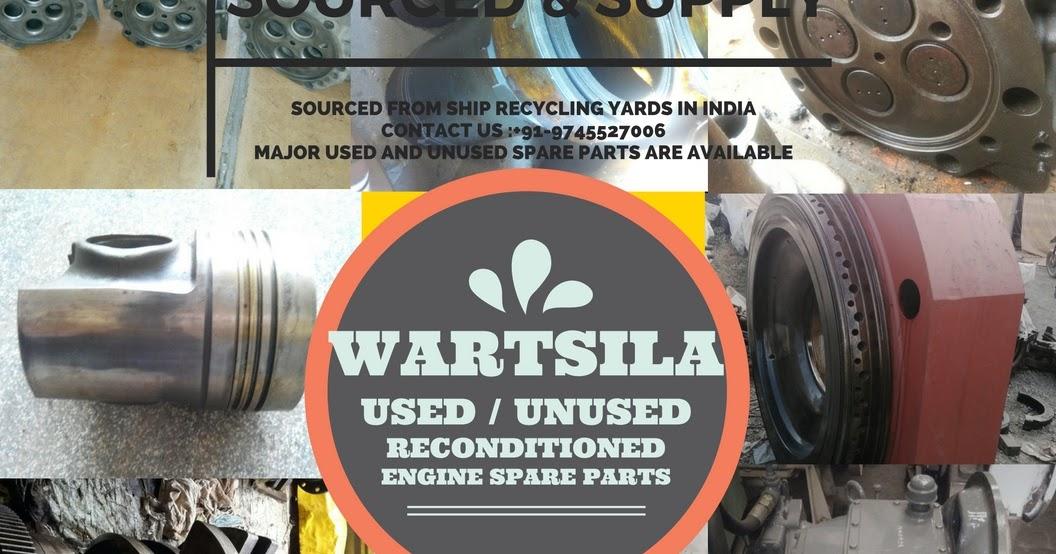 Wartsila Engine Spare Parts