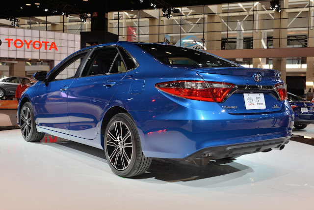 Amazing Toyota Camry 2016 Picture Latest Assortment