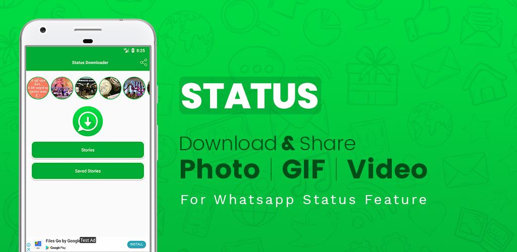 El Descargador De Estado Para Whatsapp Le Permite Descargar