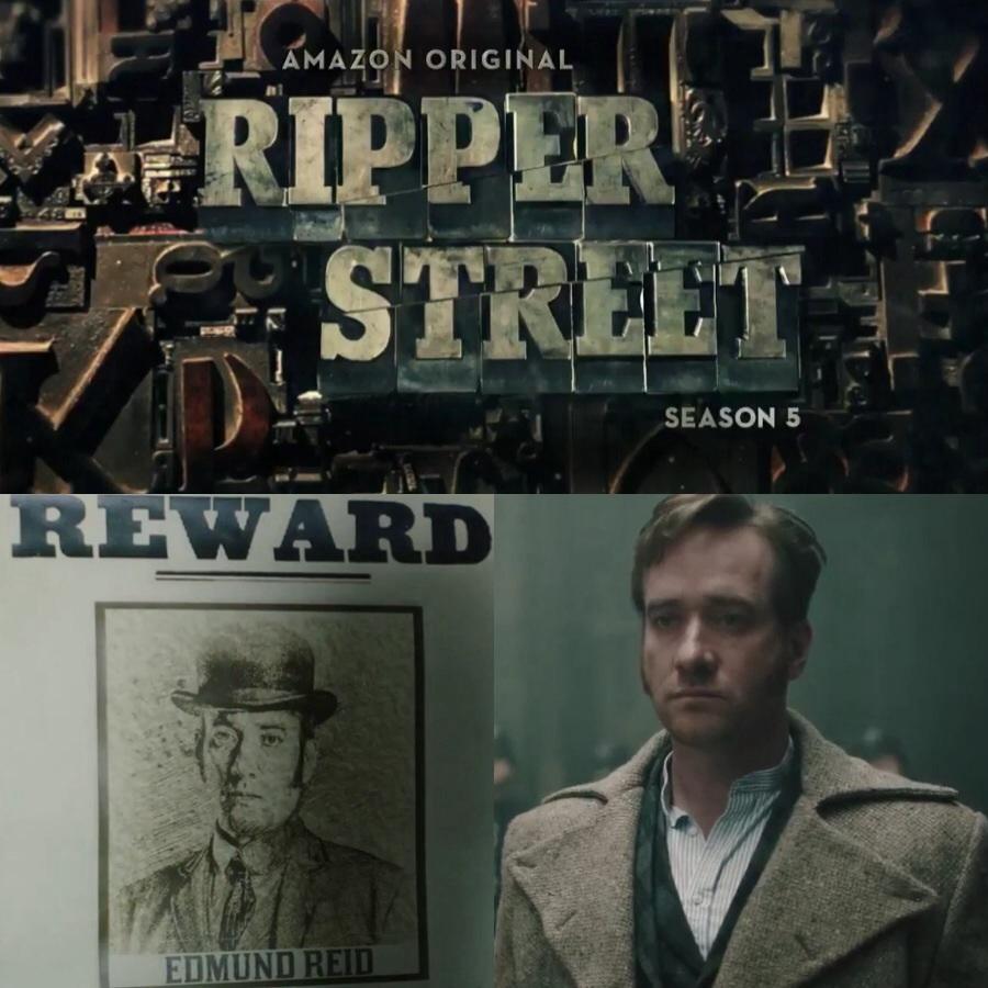 The Fifth and Final Season of Ripper Street starring Matthew ...