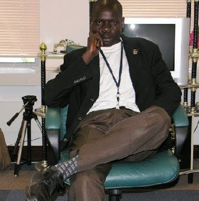 Presidential Journalist dies during clashes in Sudan (photo)