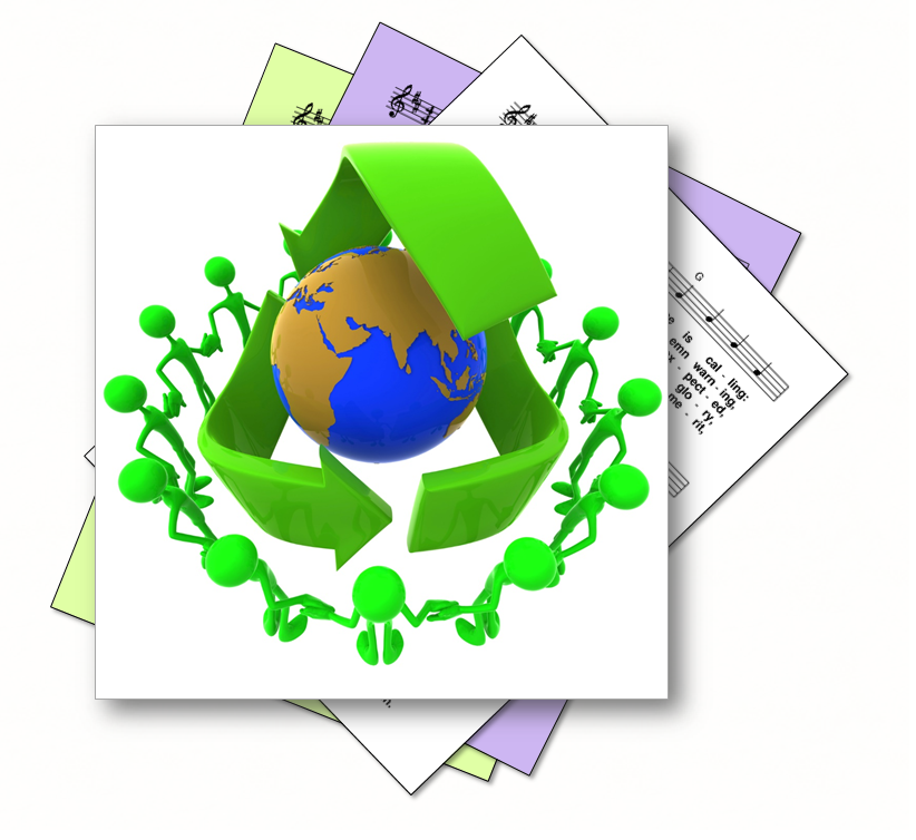 LiturgyTools net: Hymns and songs for Earth Day - 22 April