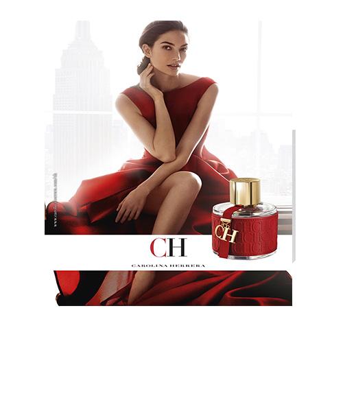 CH Eau de Toilette, um dos maravilhosos perfumes Carolina Herrera