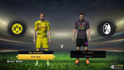FIFA 15 ModdingWay Mod Season 2017/2018