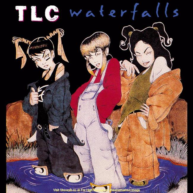 TLC. Waterfalls