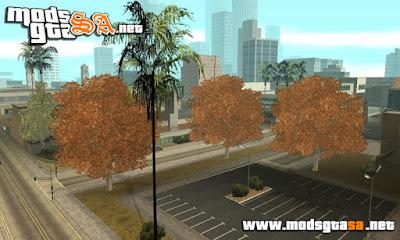Mod Vegetação do GTA IV V1.0