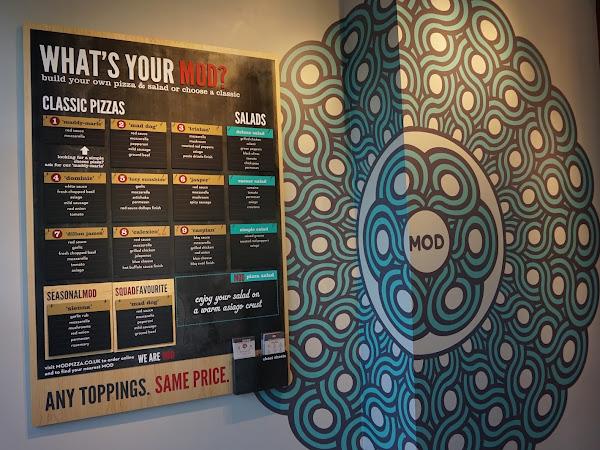 MOD Pizza – Leeds