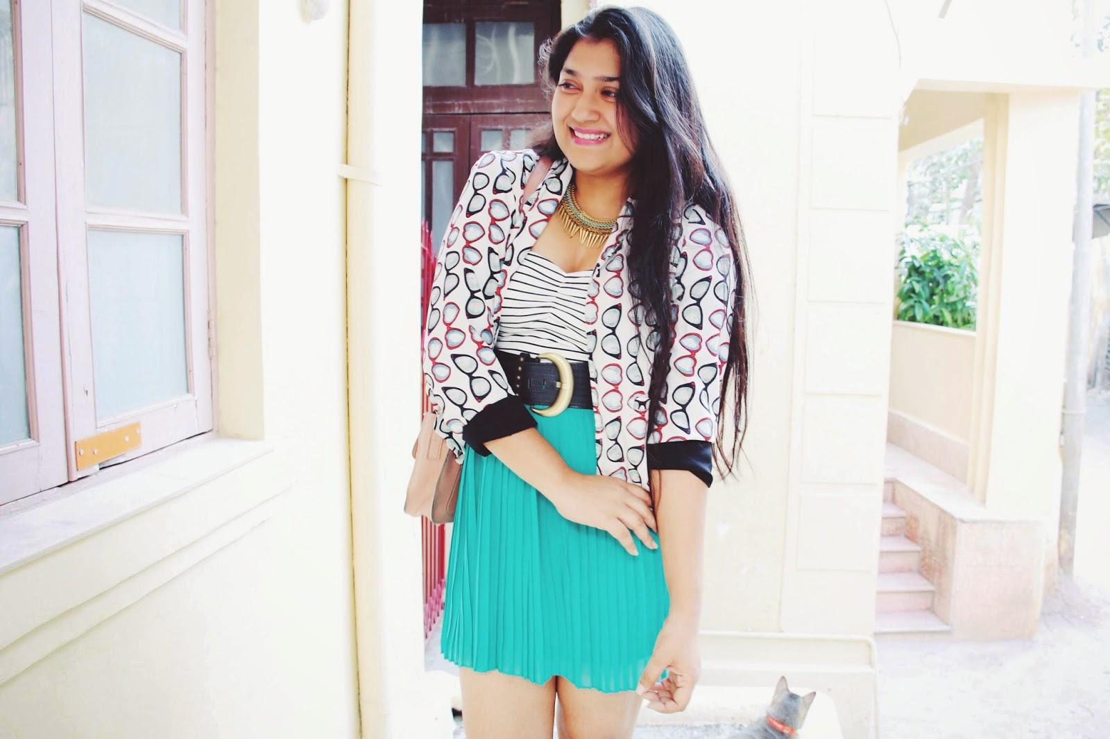 Blogger thrift