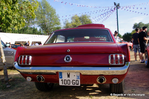 Ford Mustang 1962.