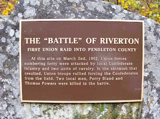 riverton plaque