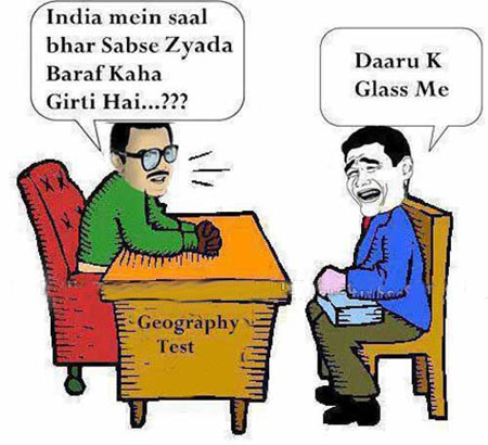Hindi Funny Photo - Valobasa