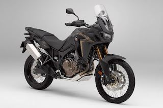 Honda CRF1000L Africa Twin (2018) Front Side