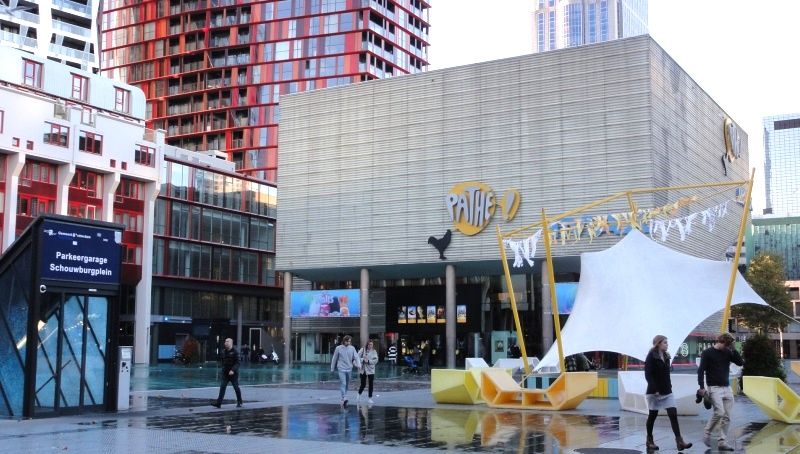 Pathé movie theatre Rotterdam