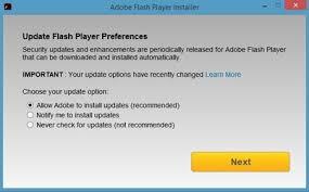 تحميل Flash Player للكمبيوتر