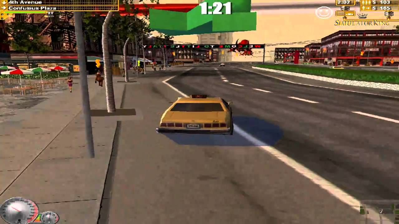 New York Taxi Driver Simulator for PC - Free Download