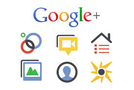 Google+ Social Networking Website.