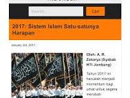 2017: Sistem Islam Satu-satunya Harapan