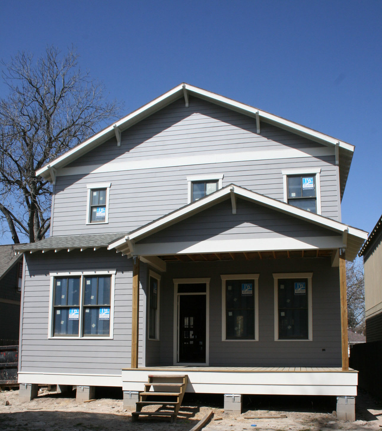 Our Exterior Paint Colors