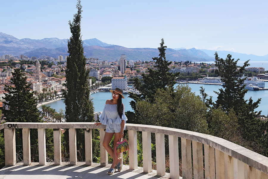 20 Days, 20 Cities, 6 Countries - Part 7: Split, Croatia
