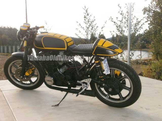 1978 Yamaha XS750 Cafe Racer