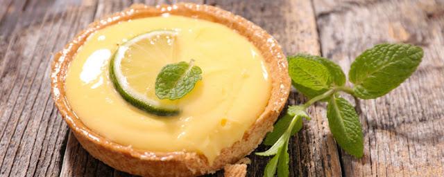 Receita de torta de limão sem glúten
