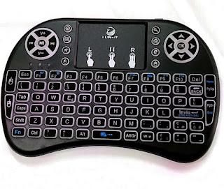 mini i8 tastiera android wireless