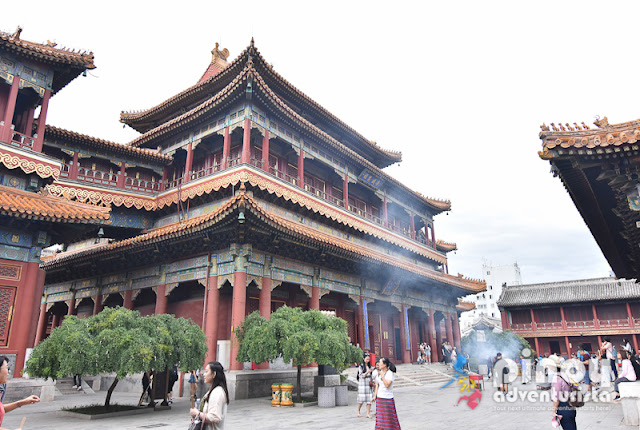 Must-visit temples in Beijing China