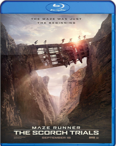 Maze Runner: The Scorch Trials [BD25] [2015] [Latino]