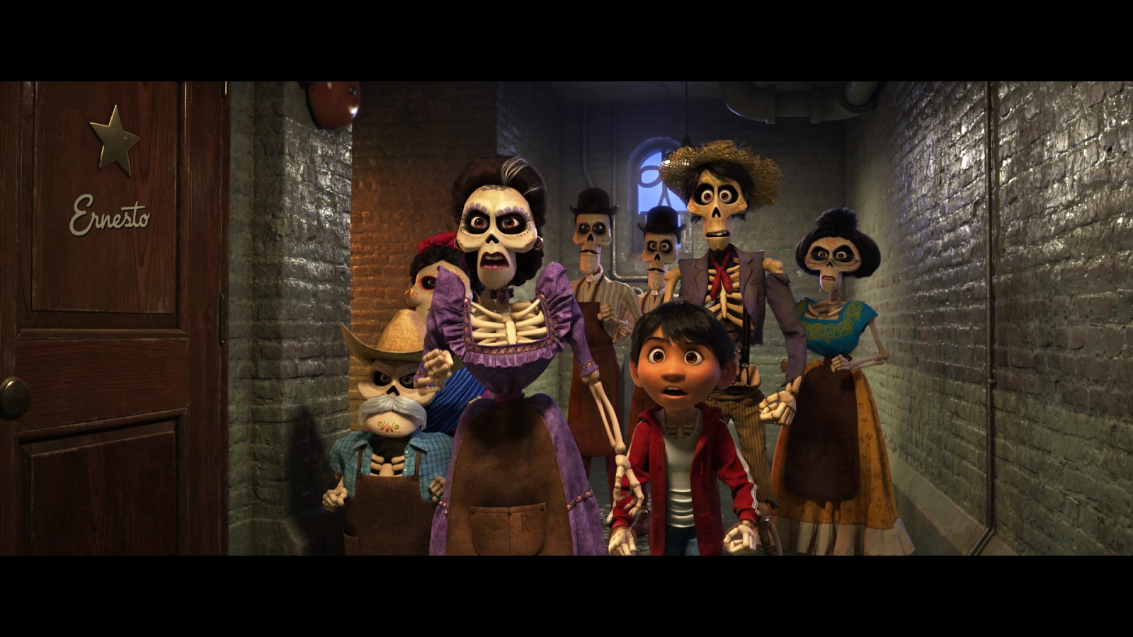 Coco (2017) BRRip Full HD 1080p Latino-Ingles captura 4