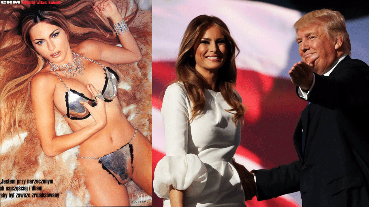 Melania Trump Unseen Photos And Amazing Things  Amazing -1795