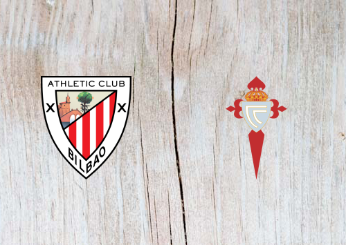 Athletic Bilbao vs Celta Vigo - Highlights 12 May 2019