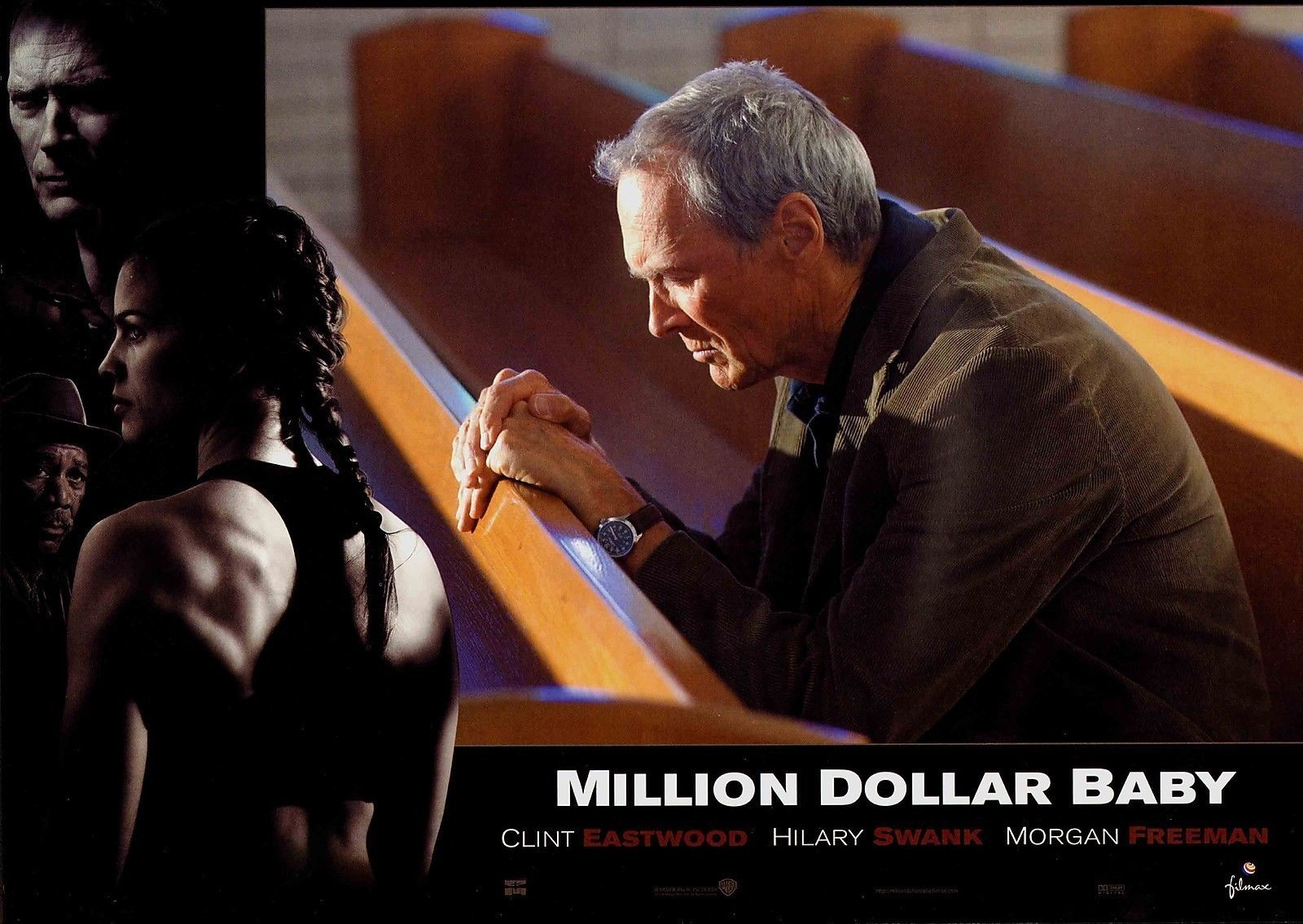 million dollar baby by clint eastwood For over half a century, clint eastwood has been one of the world's greatest movie stars comfortable in both westerns and contemporary roles, his measured growl of a voice has been a key part.