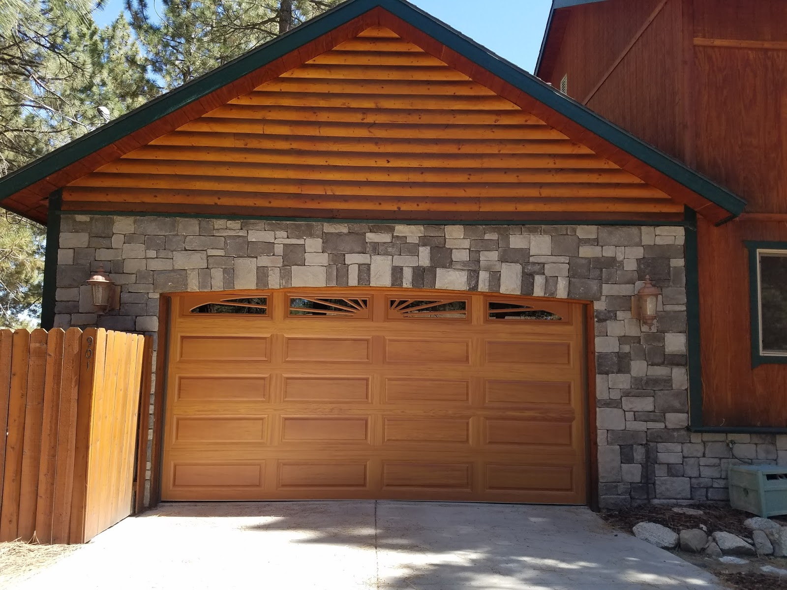 Bear Valley Builders And Garage Doors Services Big Bear Ca