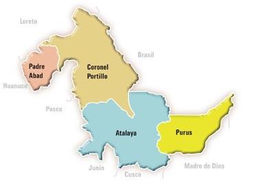 departamento de Ucayali