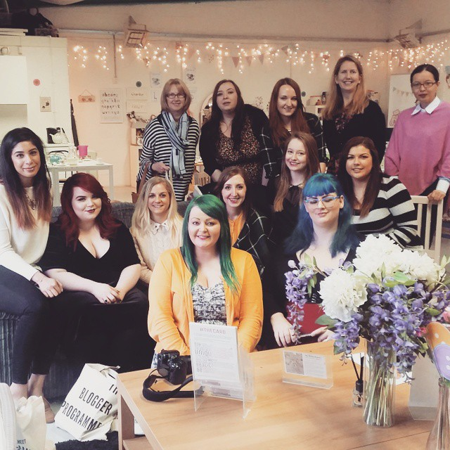 bb13ec5736 North West Blogger Meet up - Liverpool at The Button Boutique! - She ...