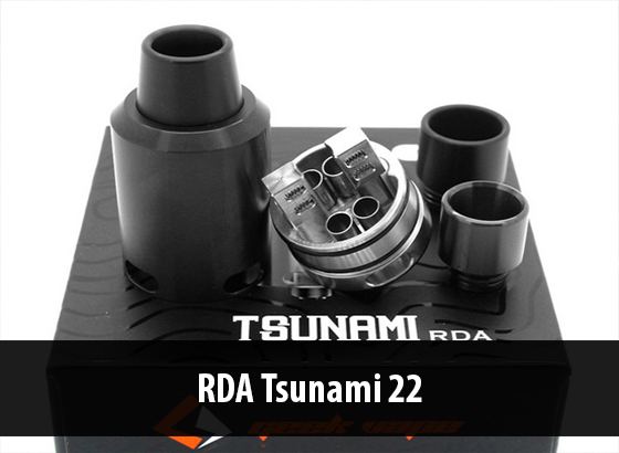 Tsunami RDA 22
