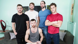 My Whore Of A Roommate – Colby Keller, Jacob Peterson, Paul Canon, Roman Cage, Trevor Long