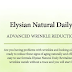 Keep your Skin Clear with Elysian Natural Daily Revitalizer