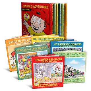 Junior's Adventures Box Set