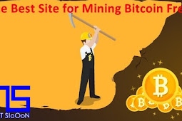 The Best Site for Mining Bitcoin Free