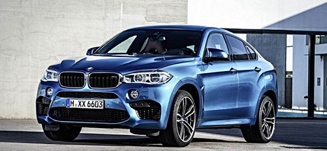 2017 BMW X6 M Redesign