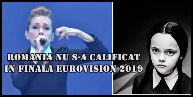 talentata Ester Peony e atat de proasta incat nu s-a calificat la eurovision